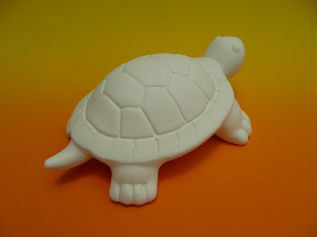 烏龜造型素坏