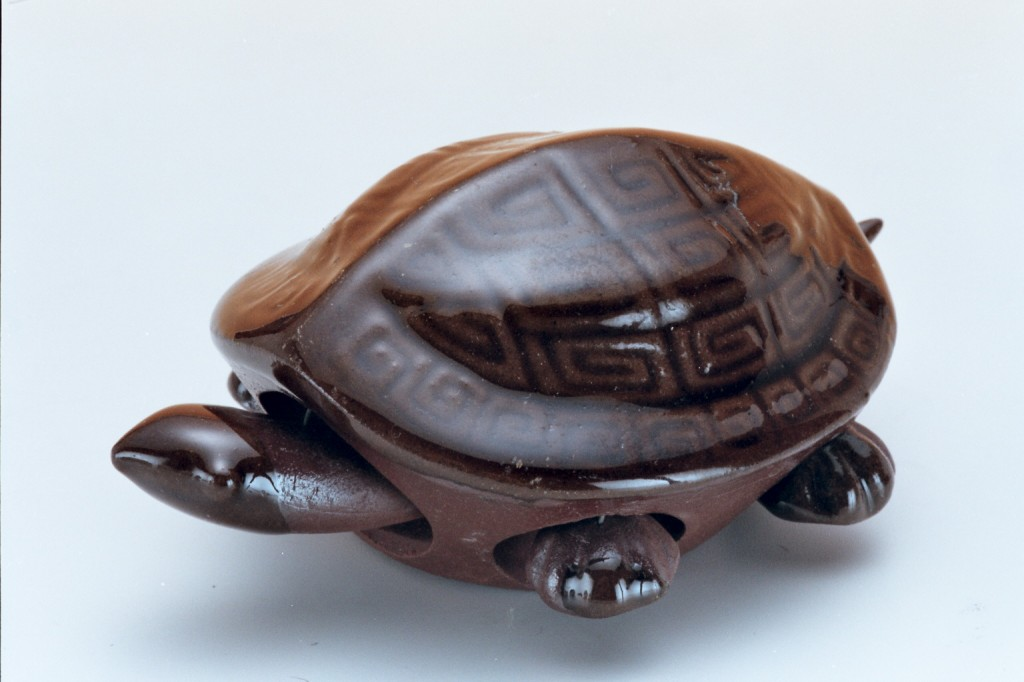 11陶土烏龜