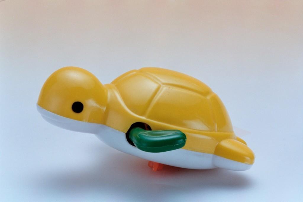 153水中發條烏龜玩具