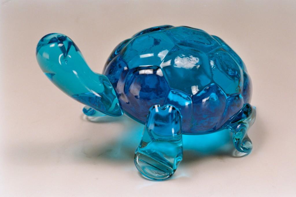 241水晶玻璃烏龜