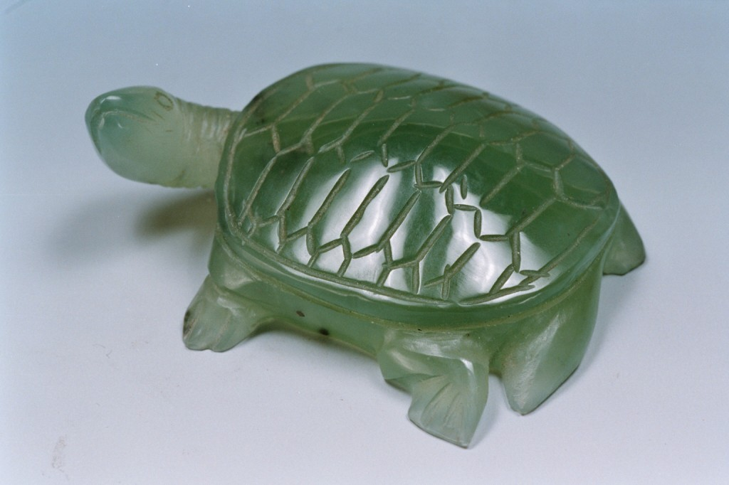 315玉石烏龜