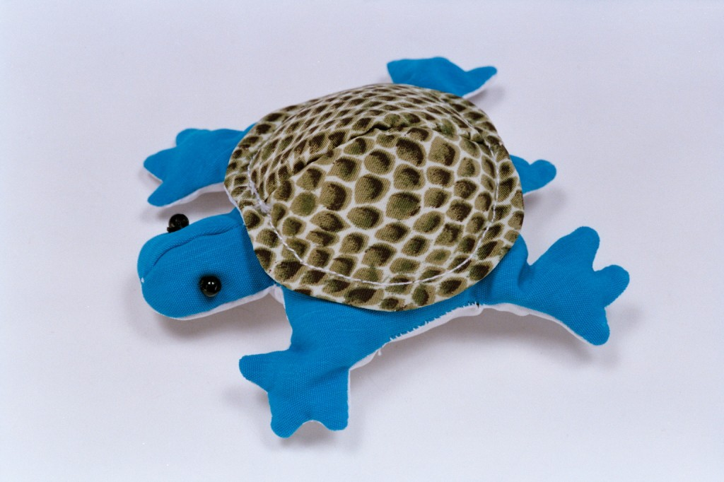 435棉布烏龜