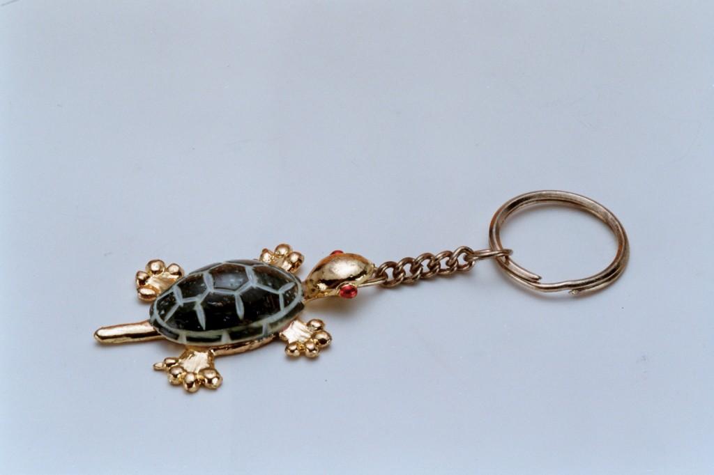 69烏龜造型鑰匙圈