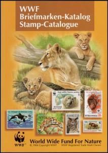 WWF世界野生生物基金會郵票目錄