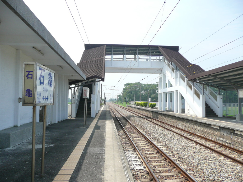 跨站人行天橋1