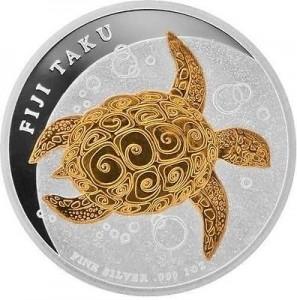 2010限量版鍍金銀幣