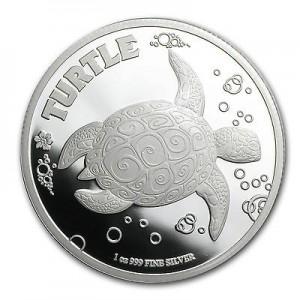 2014限定版銀幣